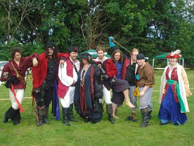 A load of Wolfpack Pirates!