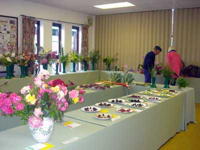 The Gardening Club's Summer Flower Show